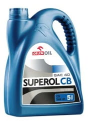 ORLEN OIL SUPEROL CB 40