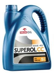 ORLEN OIL SUPEROL CC 40
