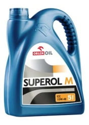 ORLEN OIL SUPEROL M CC 15W-40