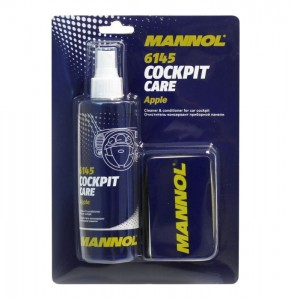 MANNOL 6149 Cockpit Care Vanilla Preparat do pielęgnacji kokpitu 250 ml